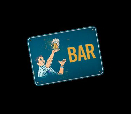Weberbräu Bar